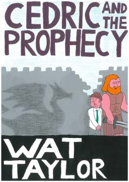 Cedric and prophecy cover